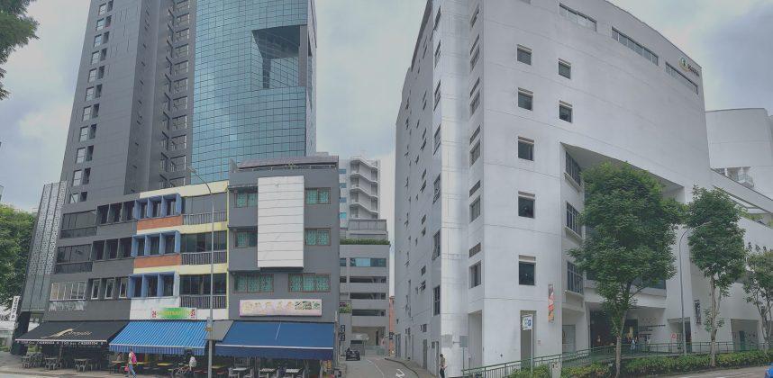 BENCOOLEN STREET BUILDING